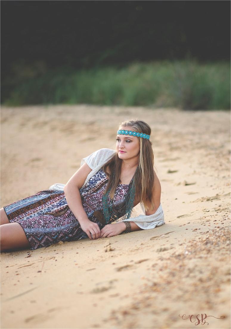 Southern Maryland senior Megan 2016_0448